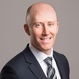 Luke McAlister, CFA : Director